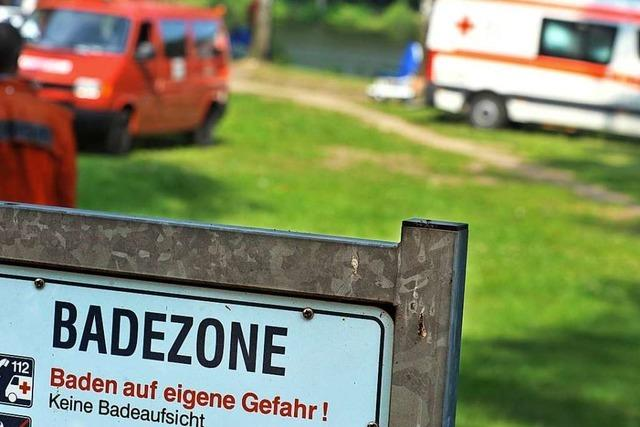 Rettungskräfte warnen vor mehr Badeunfällen in Südbaden