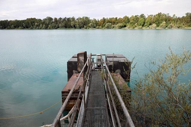 19-Jährige ertrank in Lahr, weil sie zu weit in den See ging