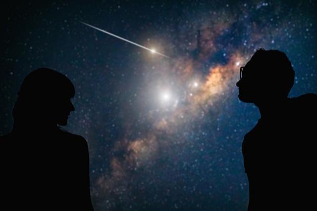Der Kandel ist für Sternschnuppen-Jäger eine exzellente Wahl