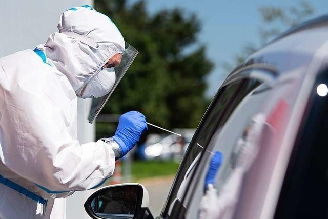 Labore im Land sollen ausreichend Testkapazität haben