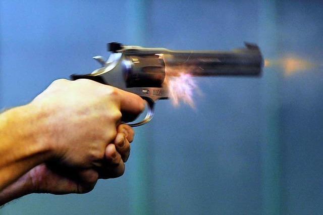 Bewährungsstrafe für Schüsse aus dem Fenster und in die Wand