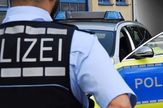 13-Jähriger Radfahrer wird bei Unfall in Lörrach leicht verletzt