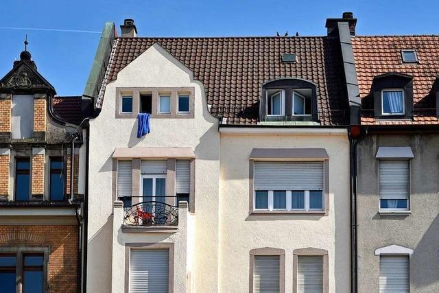 In Freiburg wird ein ganzes Haus an Touristen vermietet – legal trotz Zweckentfremdungsverbot