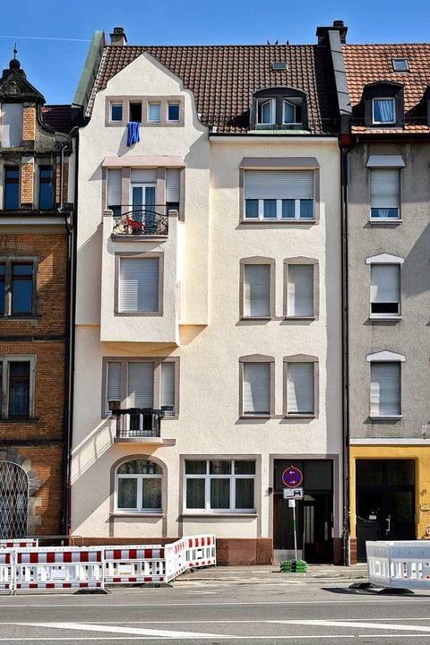 Eine Nacht in der Waldkircher Straße 17 kostet nun 200 Euro oder mehr.  | Foto: Thomas Kunz