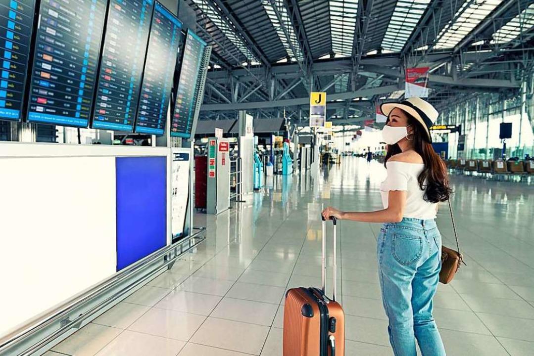 Flugreisen sind innerhalb Europas wieder möglich (Symbolbild).  | Foto: Chaiyapruk Chanwatthana (Adobe Stock)