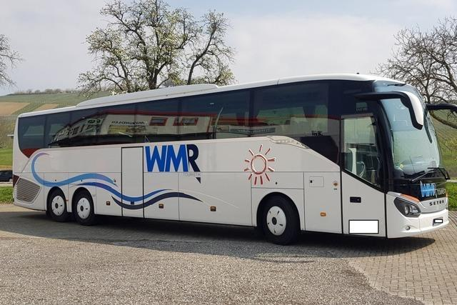Unbekannte stehlen in Schliengen einen Reisebus