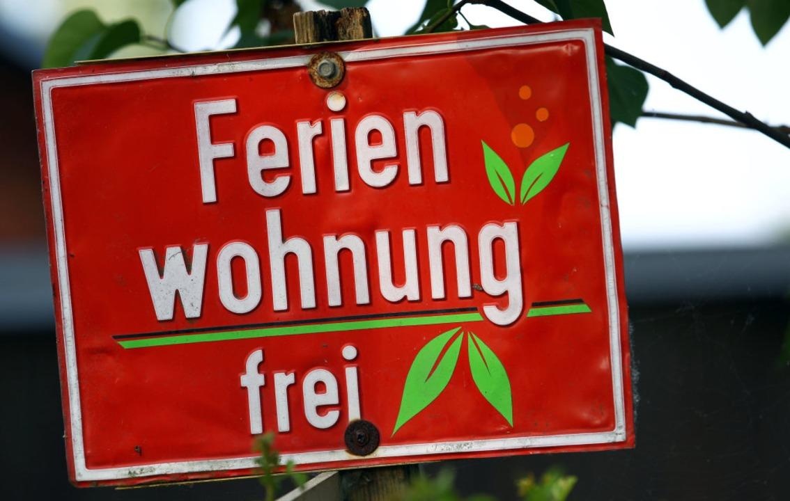 Seit 2014 gilt in Freiburg ein Zwecken...uss nachgebessert werden (Symbolbild).  | Foto: Jens Büttner (dpa)