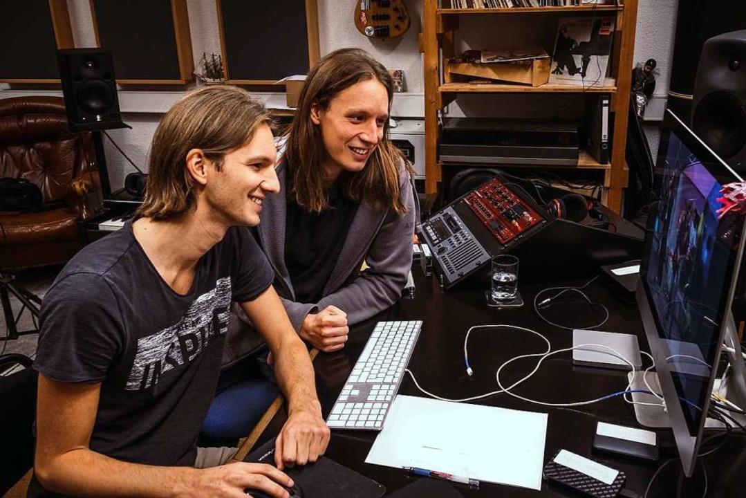 Maik (links) und Pirmin Styrnol    Foto: Punchline Studio