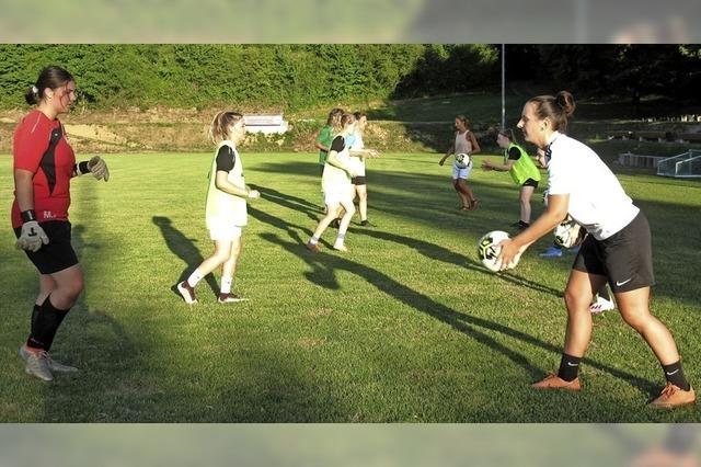 Frauenfußball weiter fördern