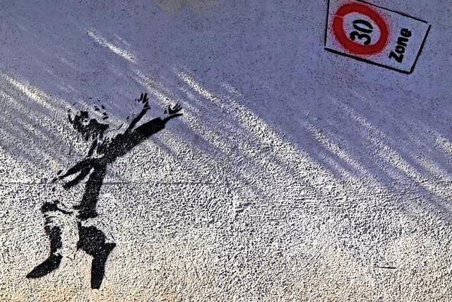 Banksy in Wiechs?