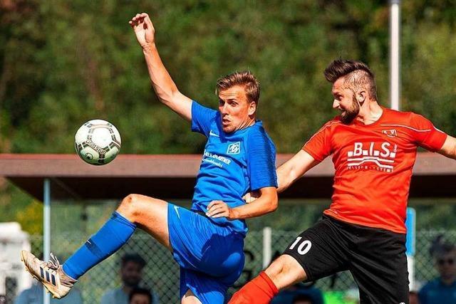 Beim FC Neustadt geht der Plan mit dem neuen Sturmduo bisher auf
