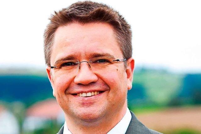 Florian Müller wird neuer Chef der Stadtwerke Müllheim-Staufen
