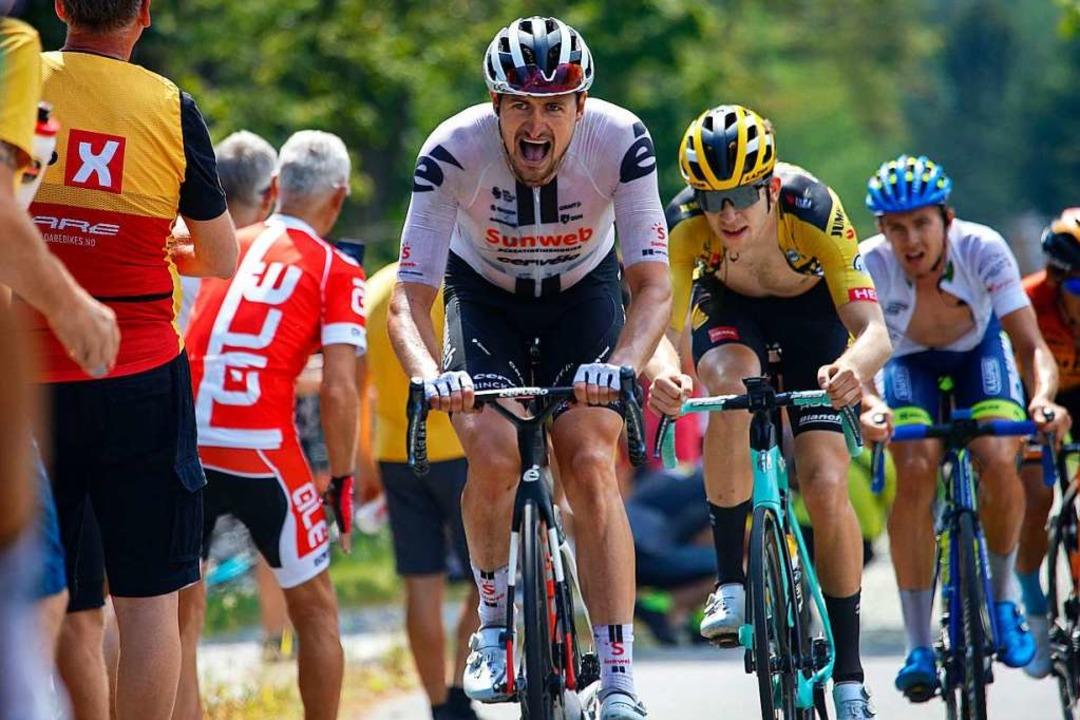 Hat noch Zeit für die Topform: Nico De...hechien-Tour, die er als 49. beendete.    Foto: Roth/Augenklick