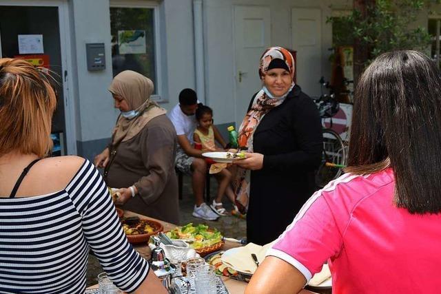 In Rheinfelden können Familien bald gemeinsam international essen