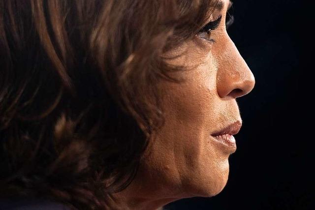 Wer ist Kamala Harris, die Vize-Kandidatin von Joe Biden?