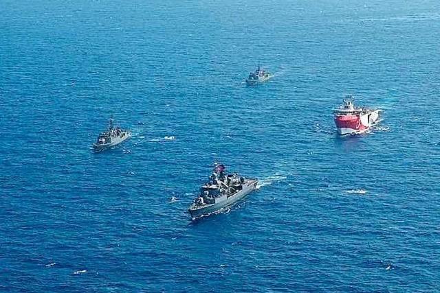 Streit um Gasvorkommen im Mittelmeer eskaliert