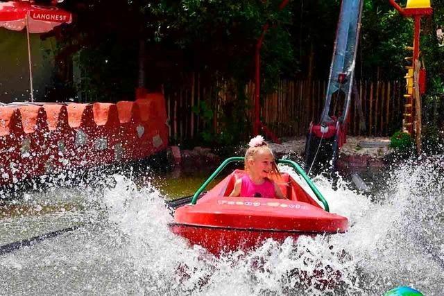 Der Freizeitpark Funny World erlaubt maximal 600 Besucher pro Tag