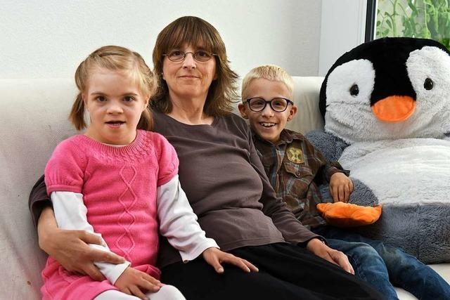 Wie der Kinder- und Jugendhospizdienst einer Familie Kraft gibt