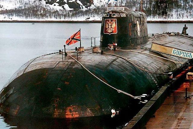Der Untergang: Vor 20 Jahren sank das Atom-U-Boot-Kursk