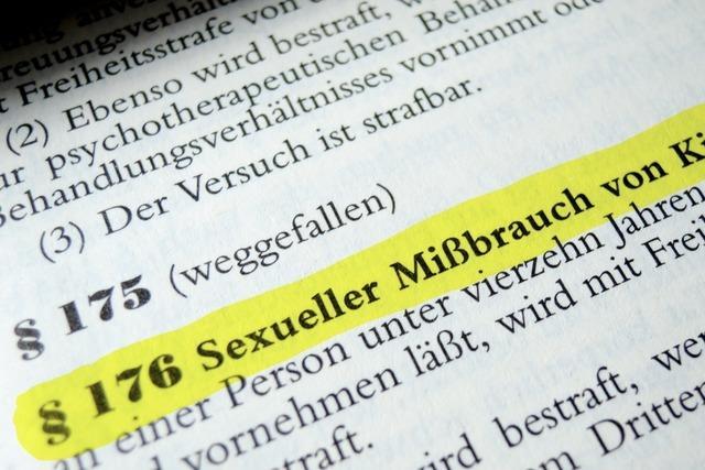 Freiburger Strafrechtlerin argumentiert gegen Verschärfungen im Sexualstrafrecht