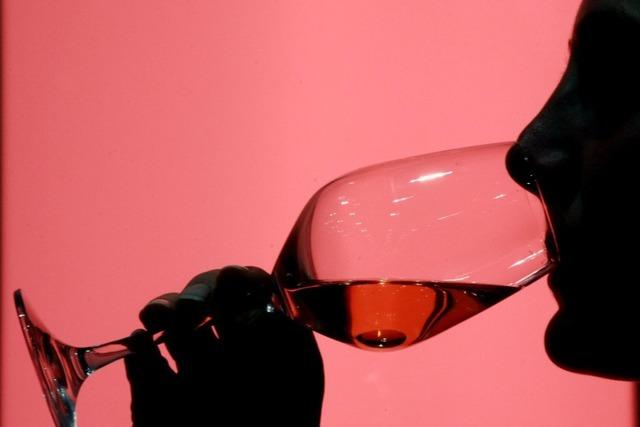 Roséwein hat sich gemausert und ist heute beliebt