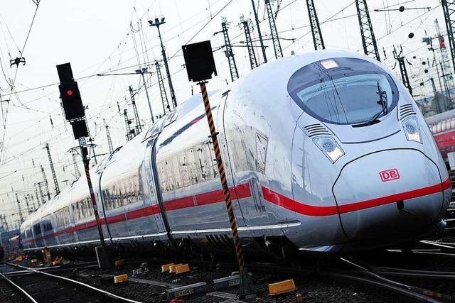 Eine Reservierungspflicht in der Bahn ist derzeit sinnlos – könnte aber kommen