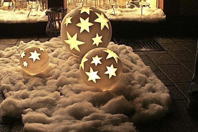 Lichterfest und Herbstmarkt fallen aus