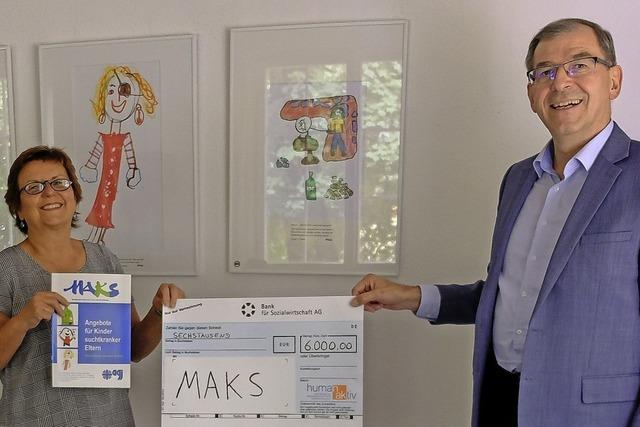 Neuapostolische Kirche unterstützt Maks