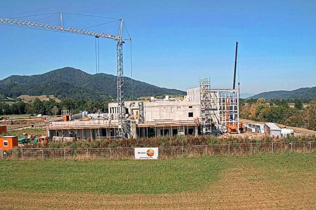 Der Messtechnik-Spezialist Testo erweitert in Kirchzarten.  | Foto: Testo