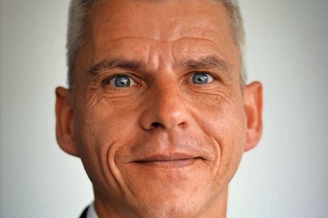 Der CDU-Landtagsabgeordnete Patrick Rapp tritt wieder an
