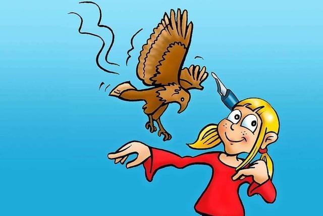 50 Prozent sparen beim Vogelpark Steinen bei Lörrach
