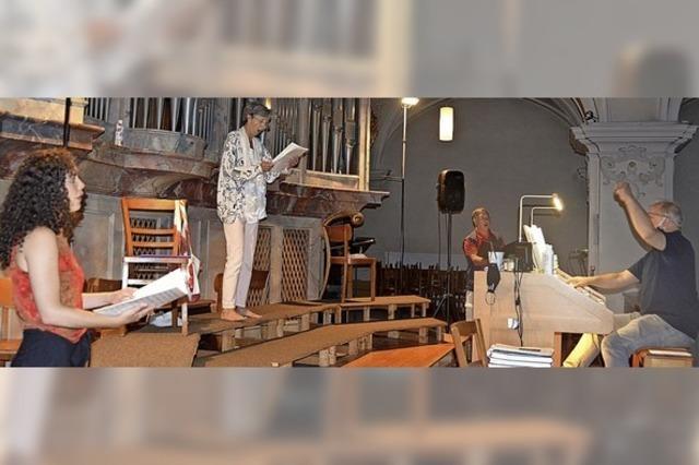 Neuland für den Todtmooser Kirchenchor