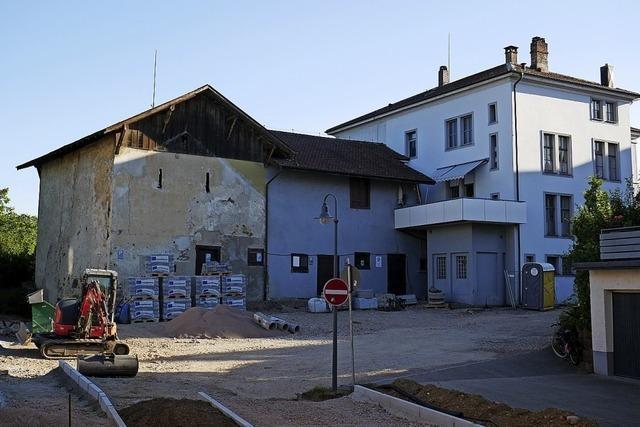 Volksbankgebäude gekauft