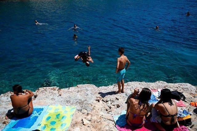 Griechenlands Wirtschaftskrise geht dank Corona weiter