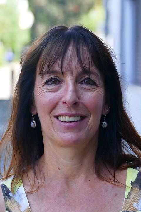 Elke Streit, SPD Gemeinderätin  | Foto: Verena Pichler