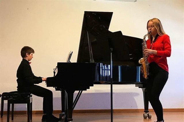 Klavierlernen ist bei der städtischen Musikschule in Weil am Rhein beliebt