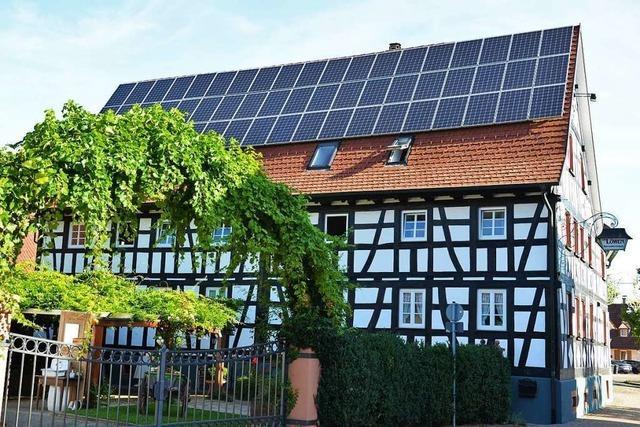 Architektenkammer mahnt massiven Ausbau der Solarenergie an