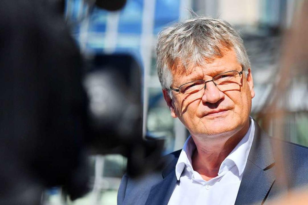 Jörg Meuthen  | Foto: Martin Schutt (dpa)