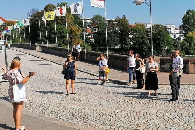 Ein Team der Robert-Bosch-Stiftung sucht in Rheinfelden praktische Wege zur Demokratie