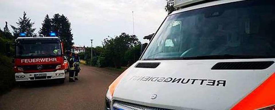 Dreijähriges Mädchen wird in Murg von einem Auto erfasst