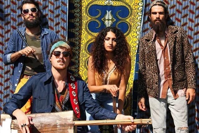 Verlosung: Drei Bands spielen am Wochenende im Mensagarten