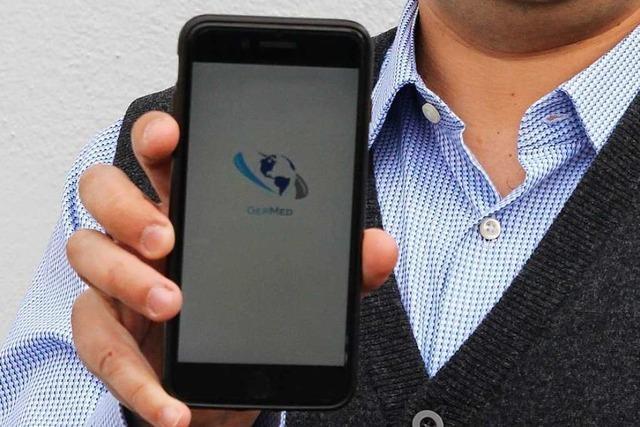 Neue App aus Freiburg ermöglicht Armeniern Zugang zu deutschen Ärzten