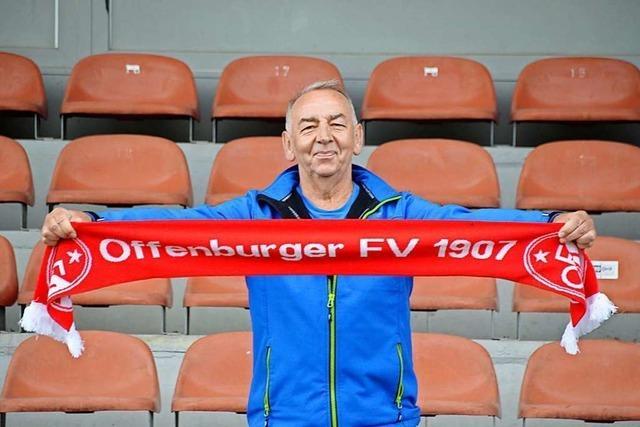 Norbert Großklaus einstimmig zum OFV-Präsidenten gewählt