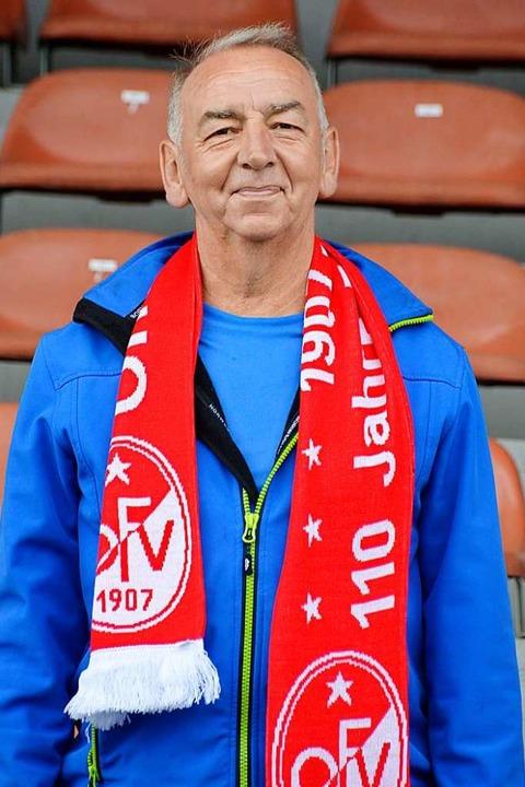 Neuer Präsident des OFV: Norbert Großklaus   | Foto: hrö