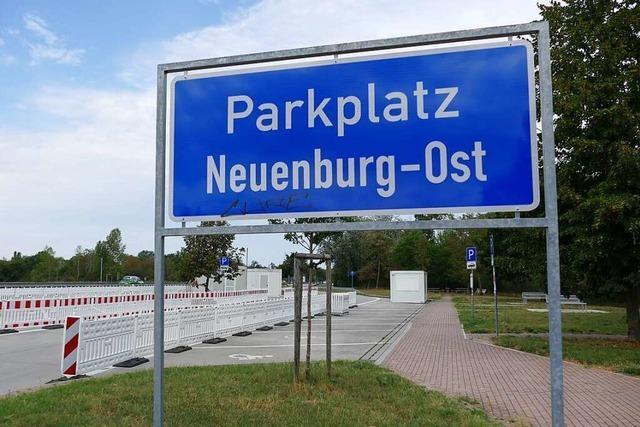 Corona-Teststation auf A5-Parkplatz bei Neuenburg öffnet am Freitag