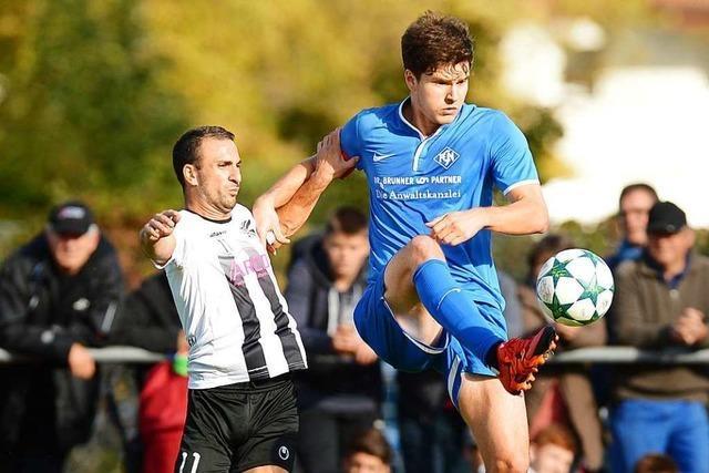 Landesligist FC Neustadt trifft auf den Oberligisten FC 08 Villingen