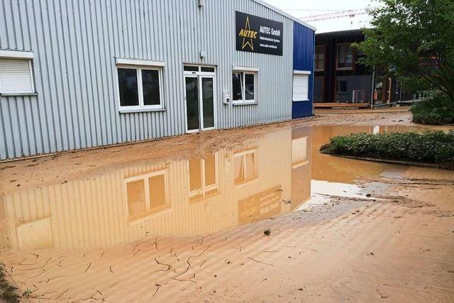 Bad Bellingen erhält 1,7 Millionen vom Land für den Hochwasserschutz