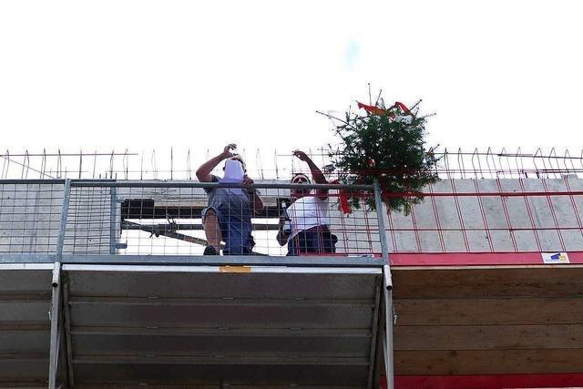 Baugenossenschaft Lörrach schafft stadtnahe Wohnungen