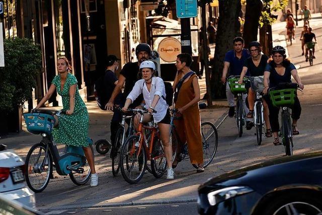 Radfahren in Paris: Die Verrückten sind immer die anderen