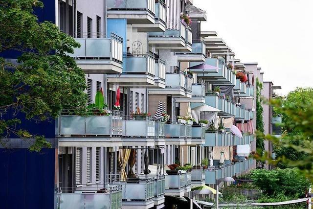 Freiburger geben bis zu 48 Prozent ihres Einkommens für Miete aus